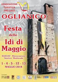 FESTA DELLE IDI DI MAGGIO 2018